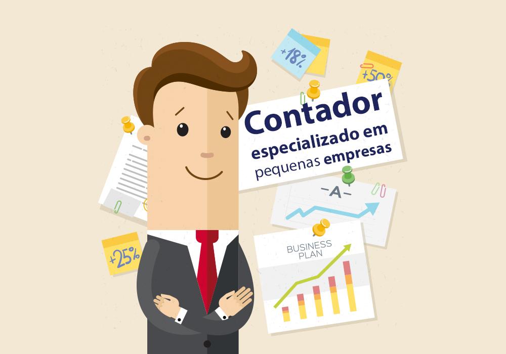 Contador Especializado Em Pequenas Empresas
