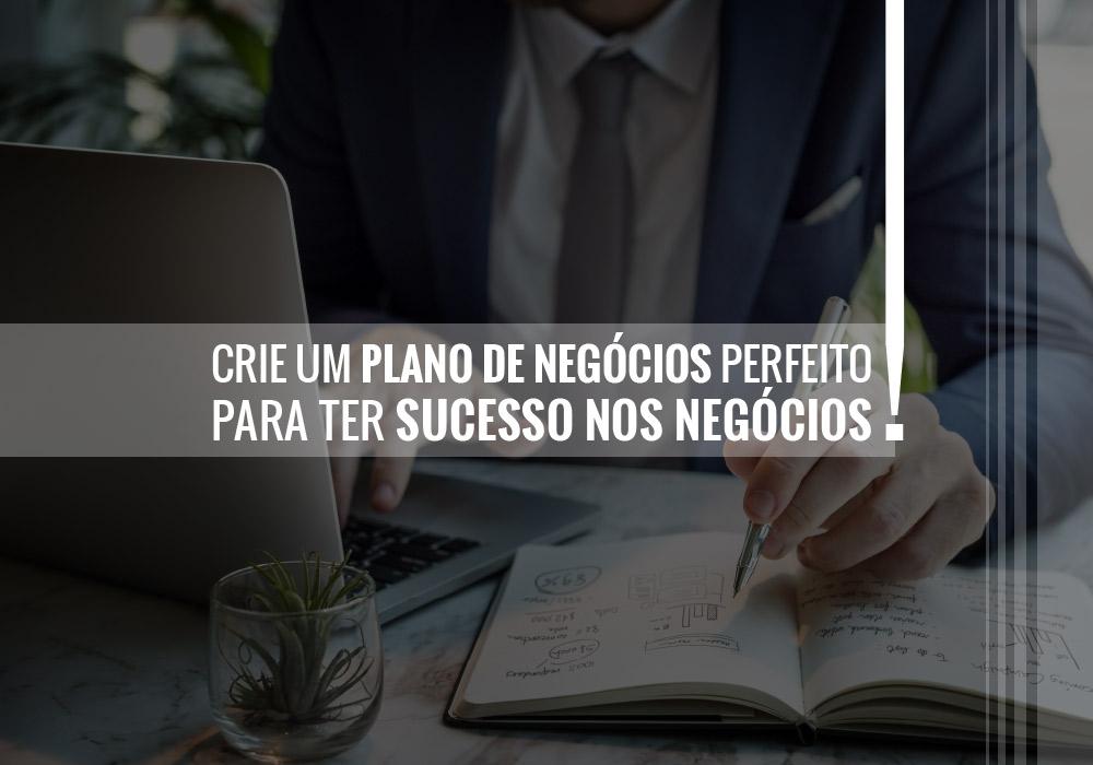 Criar Um Plano De Negócios